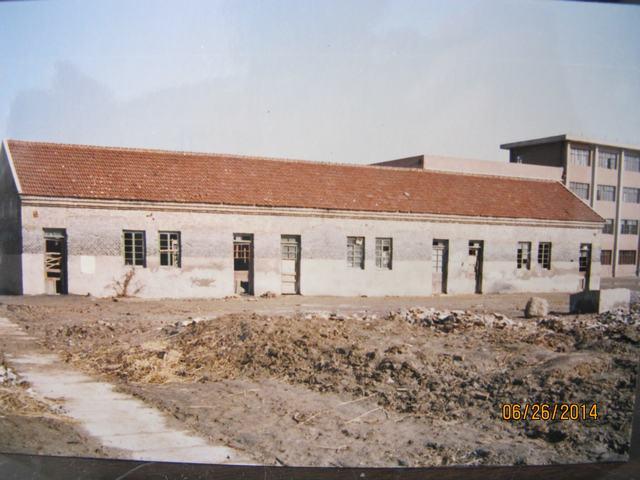 山东省德州市邮编_德州二中1976--1996校舍校貌-德州市第二中学